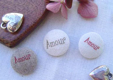 Bouton Amour