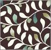 Tissu Bernatex - Vine Brown/Cream