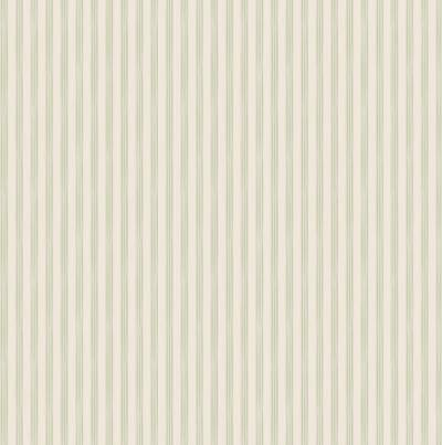 Tissu Tilda - Rough Stripe Light Green