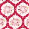 Tissu-Tilda-Mumflower-Ornament-Red